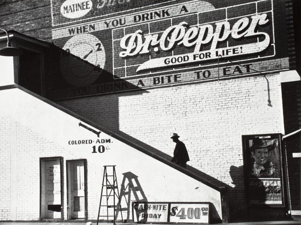 foto di Marion Post Wolcott, Belzoni, Mississippi, 1939