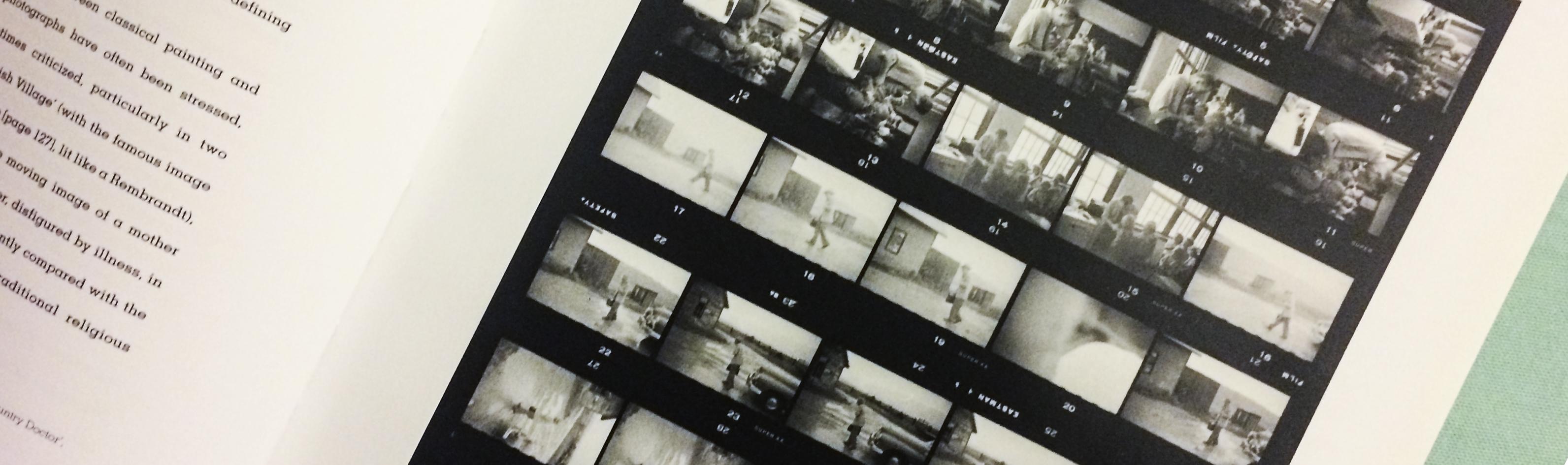 """Pagine del libro """"W. Eugene Smith. The camera as coscience"""""""