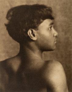 Caroline Haskins Gurrey, Nativo hawaiano, 1909